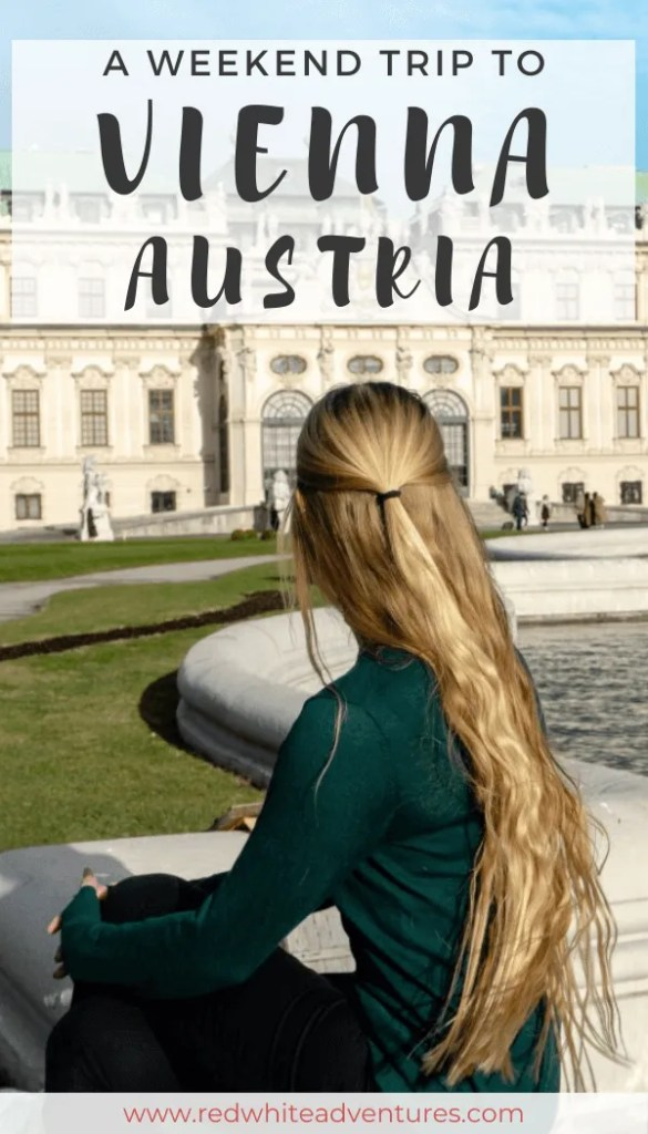 Here is the perfect 2 day itinerary in Vienna.