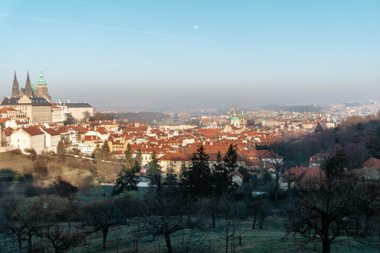 8 reasons why you will love living in Prague.