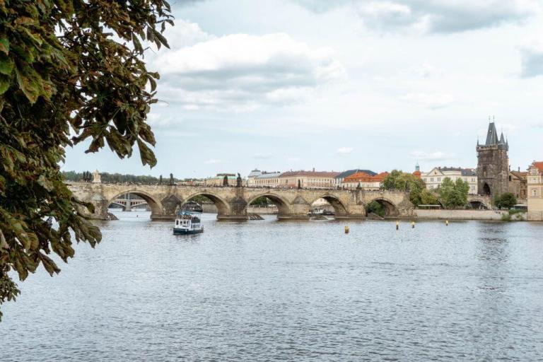 River Cruise in Prague.