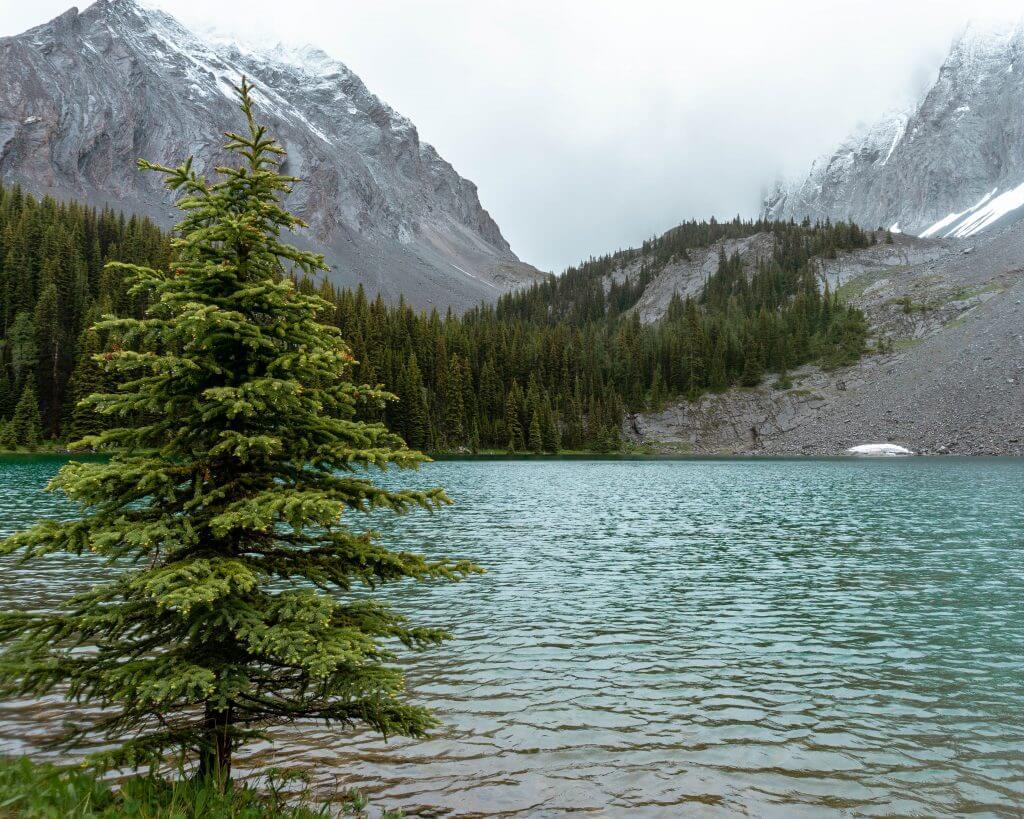 Chester Lake hike in Kananaskis Alberta, Canada.