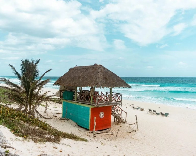 One of the best beaches in Cozumel. Such a fun island to spend a day on.