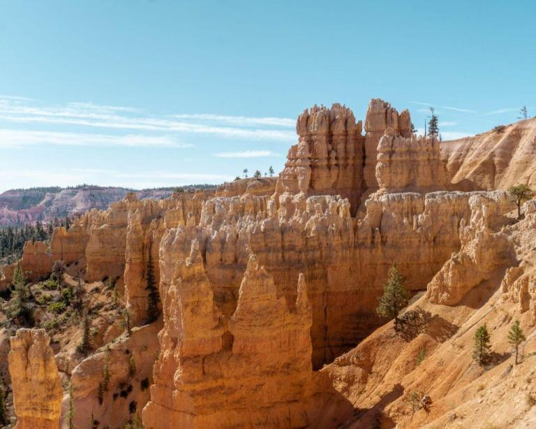 Bryce Canyon in all its beauty.