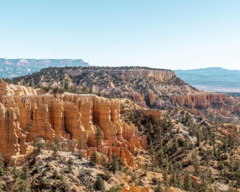 Amazing hike in Bryce Canyon.
