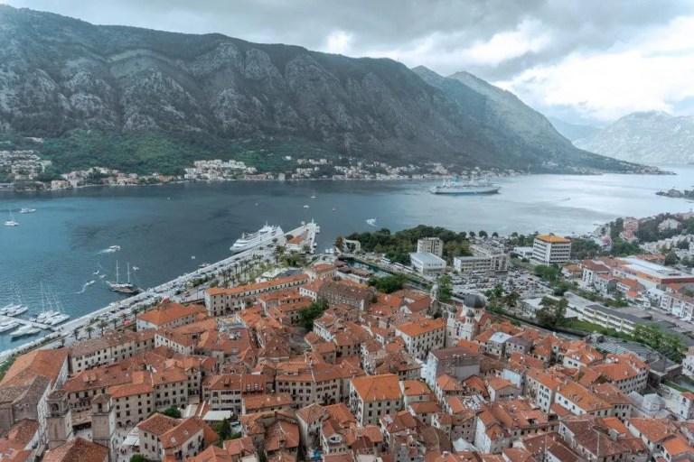 Old Town Kotor, Montenegro.