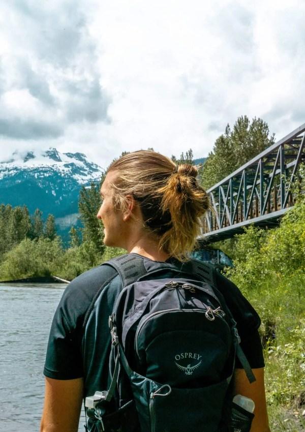 Greenbelt Path – Walking Trail in Revelstoke