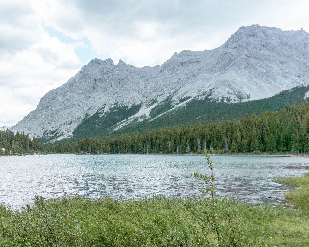 Elbow Lake in Kananaskis