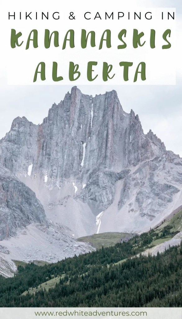 Pinterest hikes in Alberta.