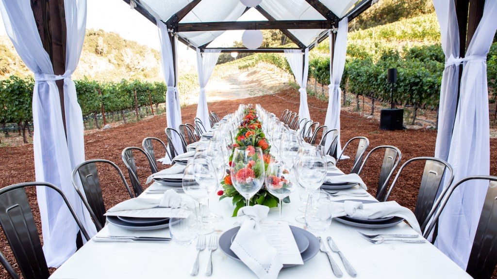 Tips for visiting the wine country