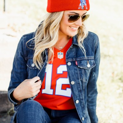 3 Ways To Style A Jersey
