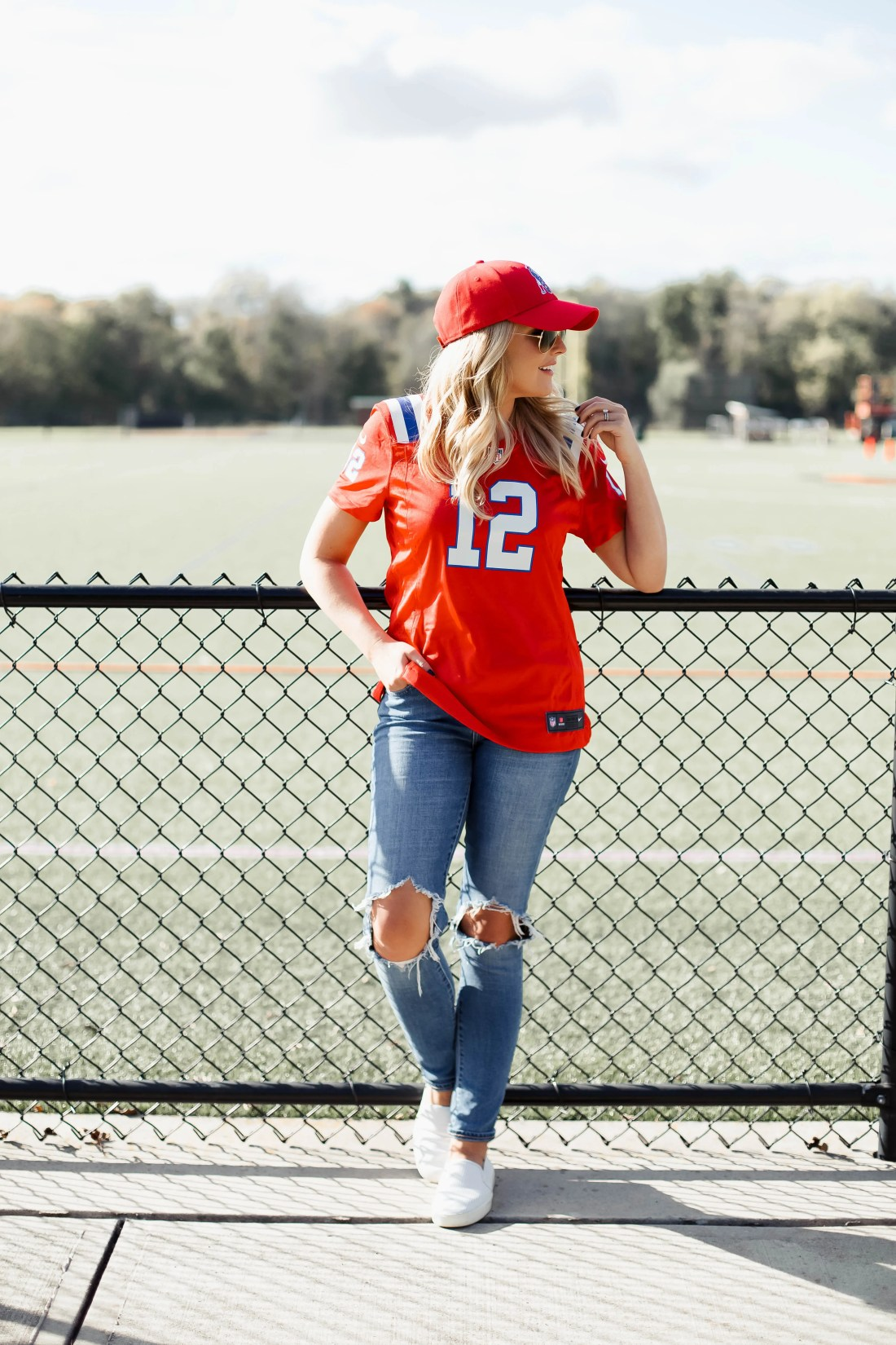 How To Style an NFL Jersey