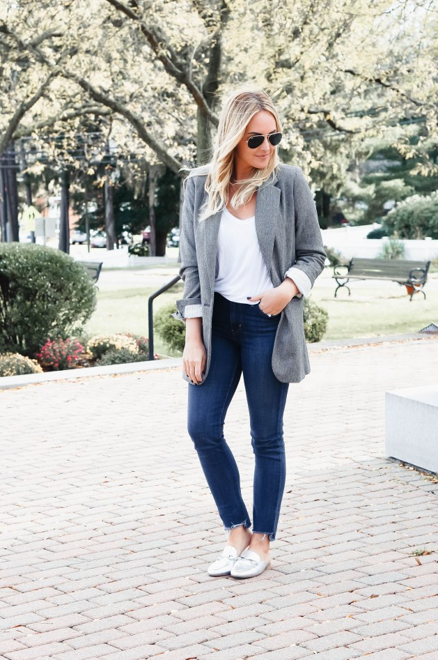 Casual Blazer Outfit