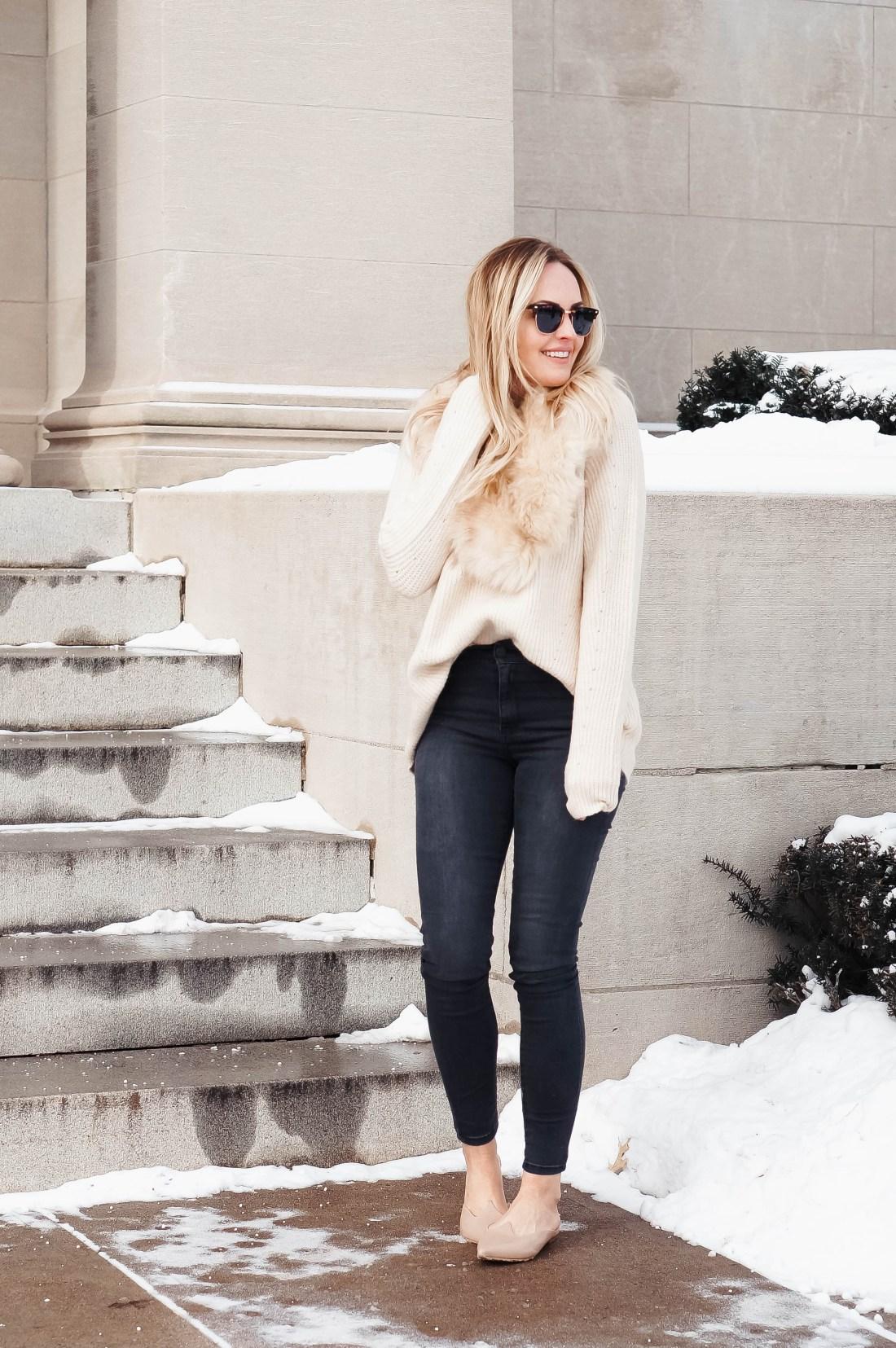 How To Wear Winter Neutrals