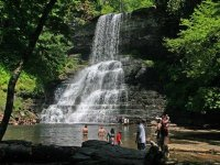 Waterfall Hikes in Virginia