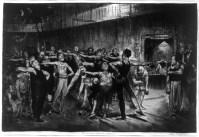 Title: Business-men's class, Y.M.C.A. Creator(s): Bellows, George, 1882-1925
