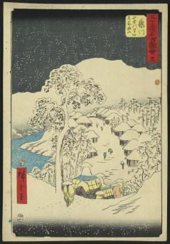Title: Fujikawa Creator(s): Andō, Hiroshige, 1797-1858,