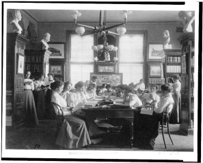 Library of Congress Frances Benjamin Johnston collection