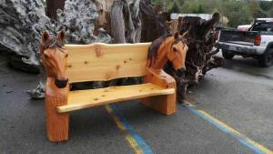 Superb Live Edge Reclaimed Redwood Benches Redwood Burl Inc Bralicious Painted Fabric Chair Ideas Braliciousco