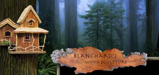Blanchard's Wood Sculptures