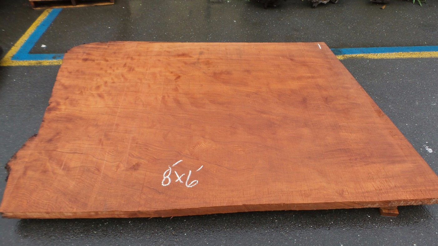 Wood Slab for Large Custom Kitchen Islands