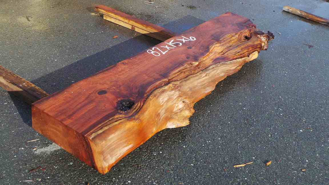 Natural, Raw Live Edge Rustic Fireplace Mantelpiece