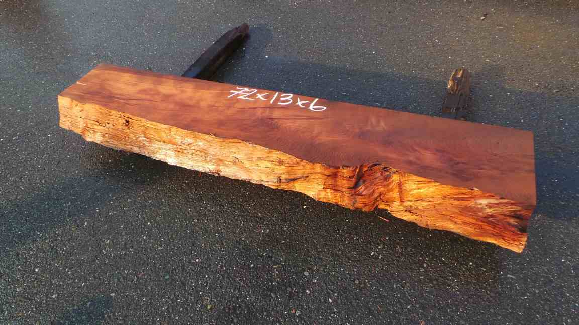 Wooden Chimney Shelf Surface Beam