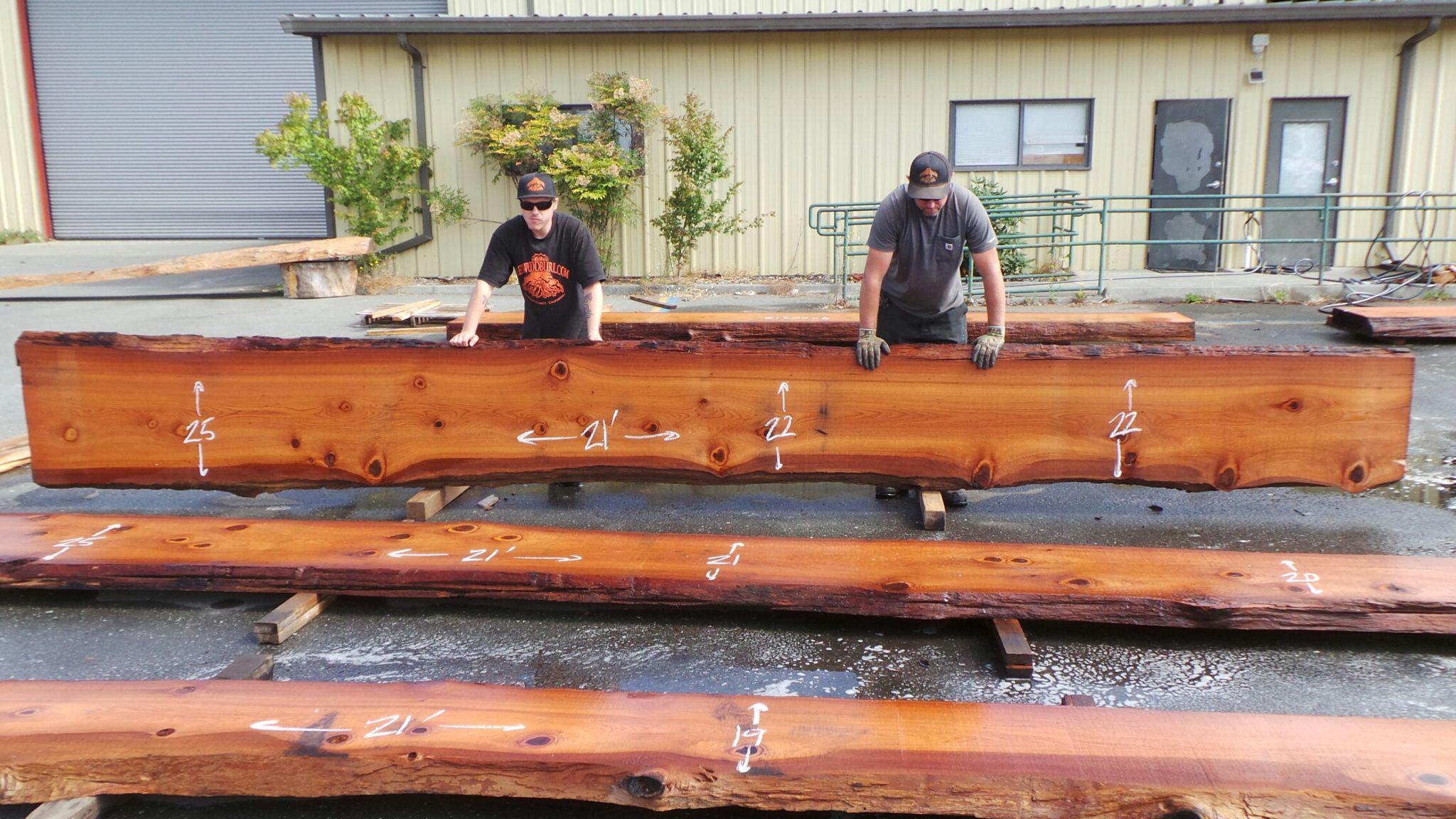 long redwood bartop