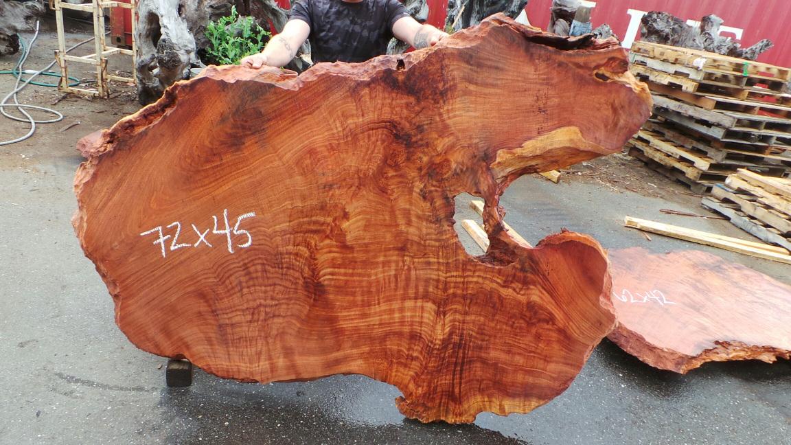 Uniquely shaped slab