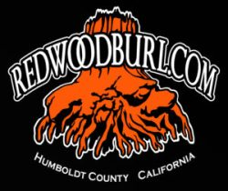 Redwood Burl Inc. in the heart of redwood county.