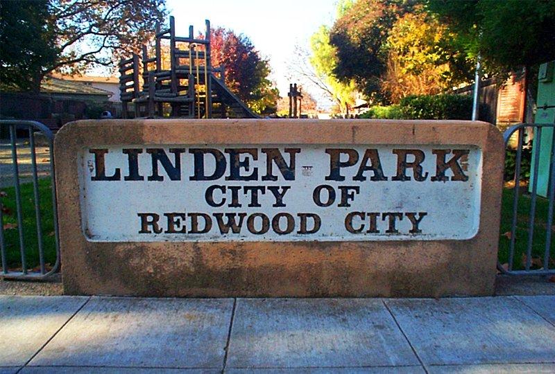linden old sign