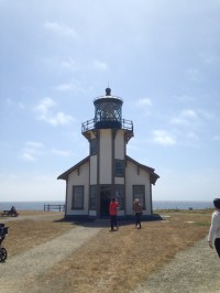 The Mendocino Lighthouse