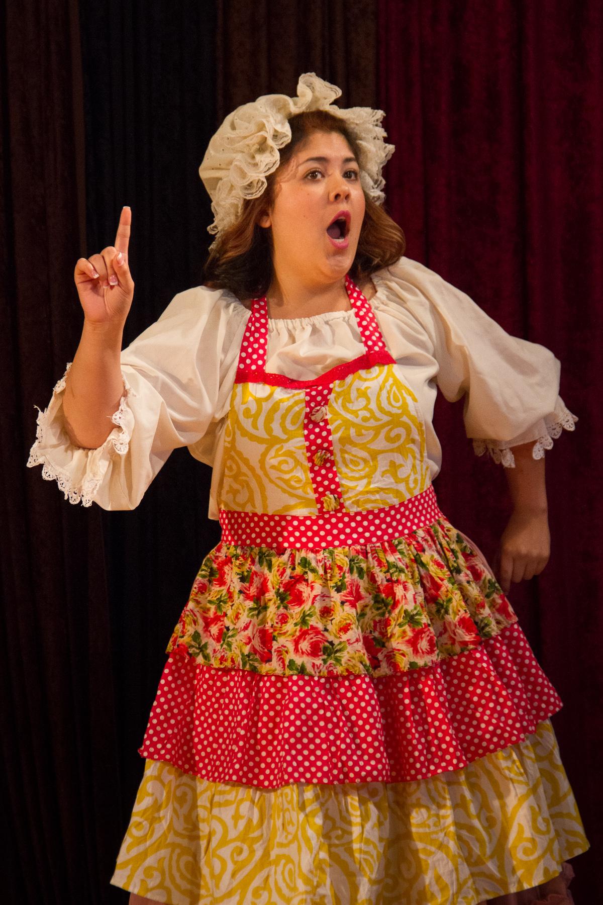 Gaby Carrilo row 2013 - secret marriage: gaby carrillo - redwoods opera