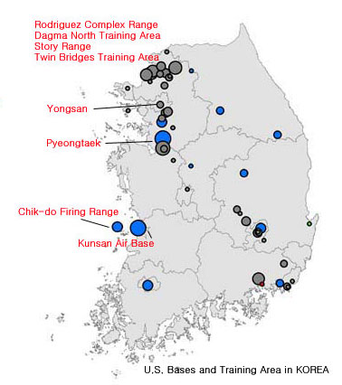 Korea-USbases