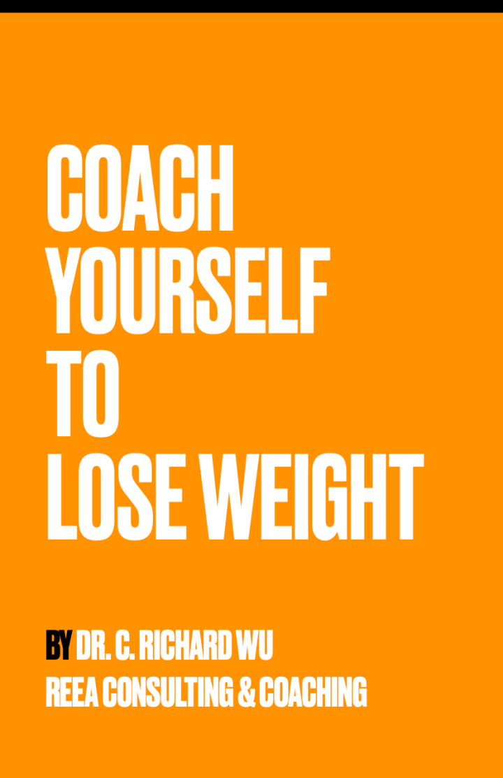 Coach Yourself to Lose Weight