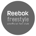 Logo Reebok Freestyle Fan Club