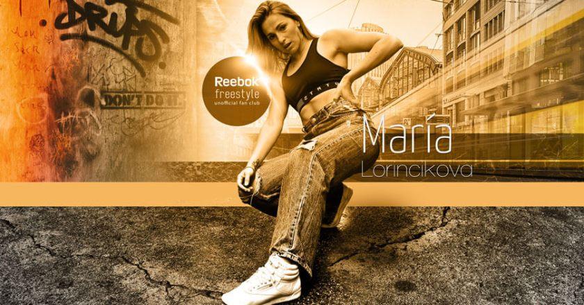 María, dancing in Madrid