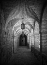 Castello di Amorosa (Infrared)