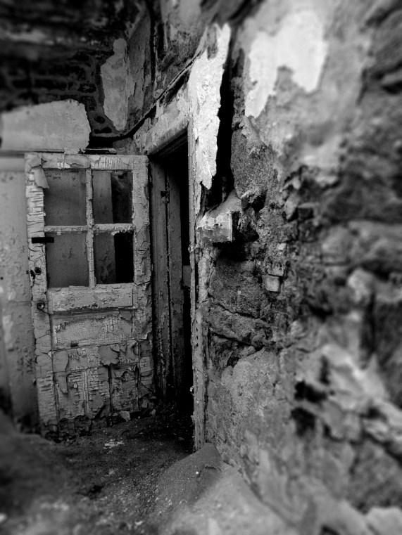 Decrepit Door