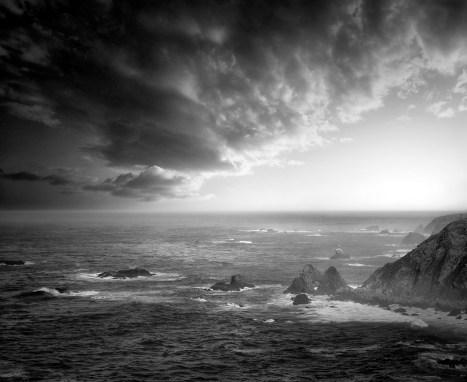 Mendocino Coastal View