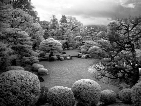 Stone Garden (Digital Infrared)