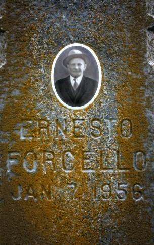 Tintype Headstone #14