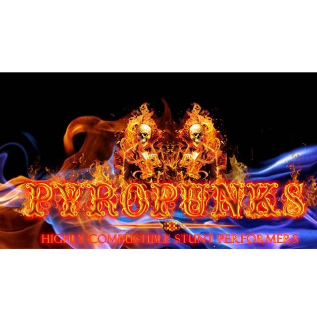 Pyro Punks Professional Fire Stunt Team Link
