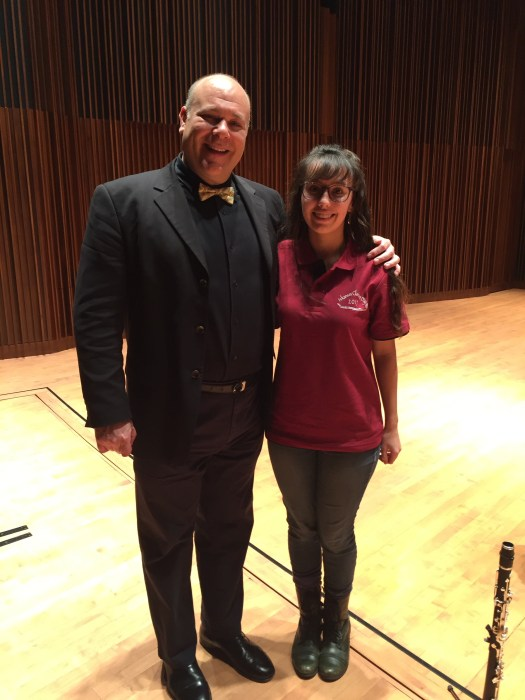 Clarinet Day, University of Arkansas, Clarinet, clarinet, andrew simon