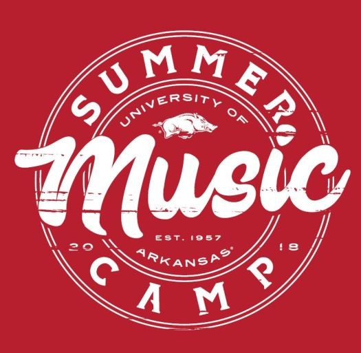 university of arkansas, band camp, summer music camp, band, camps