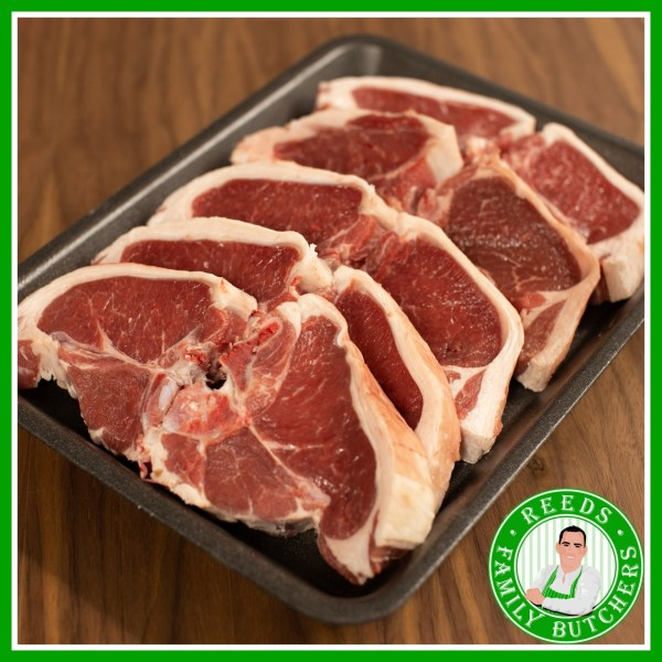 Buy a £10 tray of Chops online from Reeds Family Butchers