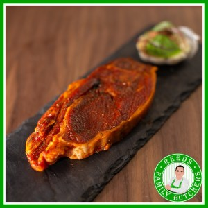 Buy Minted Lamb Shoulder Chop x 2 online from Reeds Family Butchers