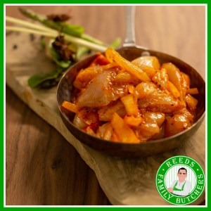 Buy Chicken Stirfry x 500g online from Reeds Family Butchers