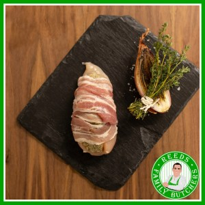 Buy Stuffed Chicken Fillet x 2 online from Reeds Family Butchers