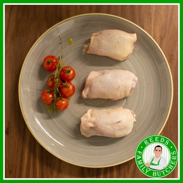 Buy Chicken Thighs x 6 online from Reeds Family Butchers