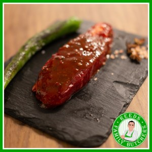Buy Caribean Pork Steaks x 2 online from Reeds Family Butchers