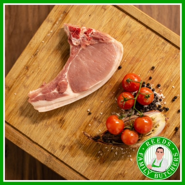 Buy Pork Chop x 2 online from Reeds Family Butchers